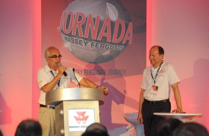 Massey Ferguson celebró la Convención Anual en Argentina