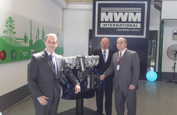 MWM producirá 3.000 motores por año en Jesús María