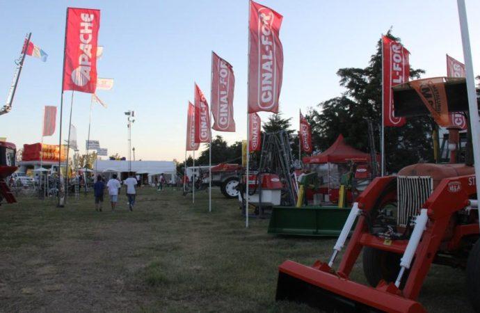 Se inició la 10ª Muestra Nacional Pyme Agroindustrial en Las Parejas