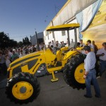 Presentacion del tractor Pauny 180A-3