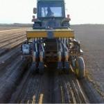 Sembradora de hortalizas El Pato SNH10-7
