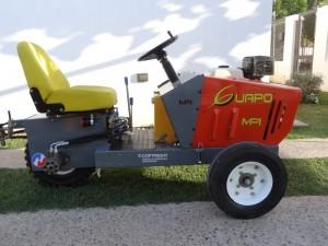 Tractor El Guapo