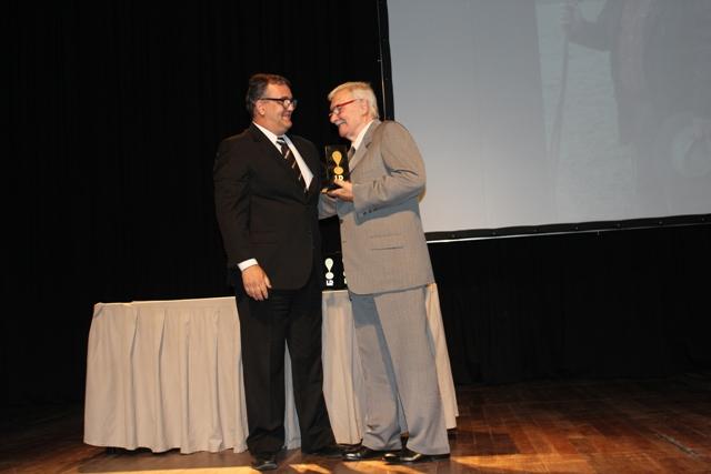 Luis Nardi, uno de los Destacados 2013 del diario La Capital