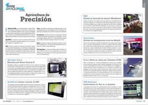 Premios MaquiNAC Precision