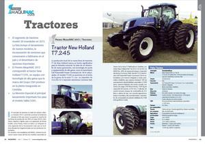 Premios MaquiNAC Tractores