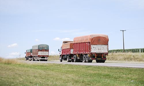 Se pierden U$S 167 millones en el transporte de granos