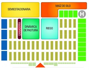 Expoagro 2014 - Plano general