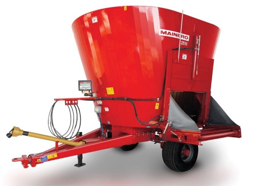 Mixer vertical Mainero 2516