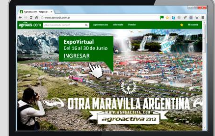 AgroActiva Virtual, segunda edición de una herramienta gratuita para expositores