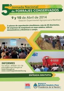 Jornada Forrajes Conservados 2014