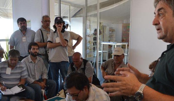 El INTA presentó la 5° Jornada Nacional de Forrajes Conservados