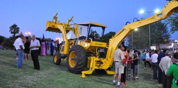 Se presentó el Festival Argentino de la Maquinaria Agrícola