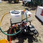 Sistema transportable de premezclado Spraytec