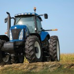 Tractor New Holland T8040 (2010)