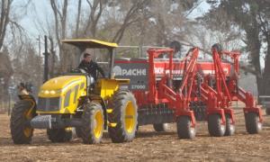 Tractor Pauny