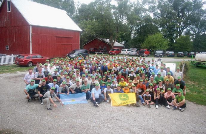 Últimas semanas para viajar al Farm Progress con John Deere