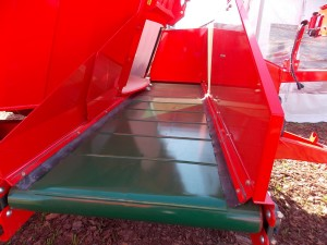 Mixer vertical Akron MXR 1450
