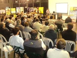 AgroActiva y AGCO Argentina hicieron pie en la Pampa Húmeda