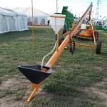 Cargador inoculador de granos Chiafre