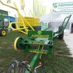 Cargador transportador de rollos Agromaq TRA 6000