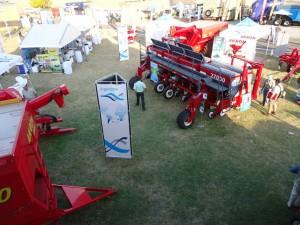 Maquinaria argentina en Sudafrica