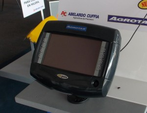 Monitor Agrotax AG Fusion de Abelardo Cuffia