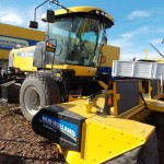 Segadoira New Holland Speedrower 200