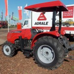 Tractor Agrale 575-4 Compact