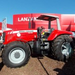 Tractor Massey Ferguson MF 7015