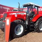 Tractor Massey Ferguson MF 7019