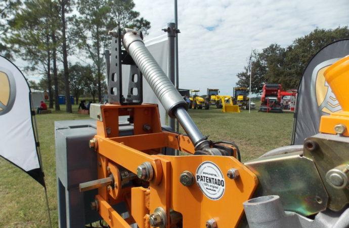 Agrometal desarrolló nuevos actuadores hidroneumáticos