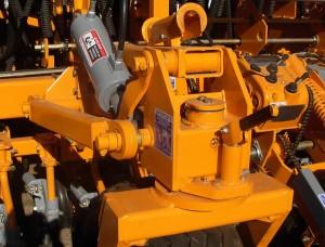 Sembradora Agrometal MXY II