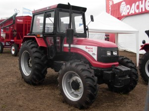 Tractor Apache Solis 75 RX