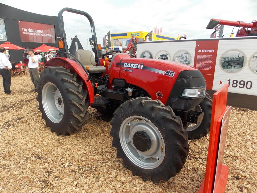 Tractor Case Farmall 55 Maquinac