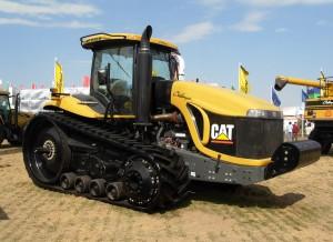 Tractor Challenger MT845C