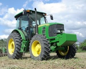 Tractor John Deere 6125D