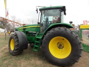 Tractor John Deere 7210J