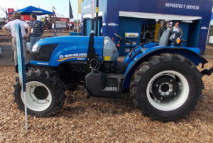 Tractor New Holland TD65F