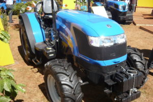 Tractor New Holland TD75F
