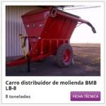 Carro BMB LB-8- Guia