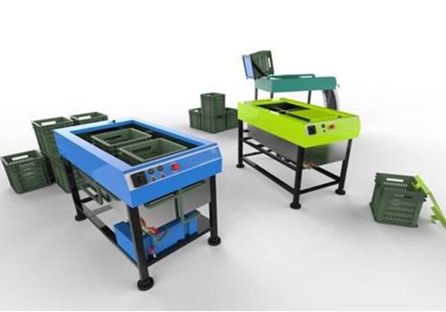 Maquina para poscosecha de hortalizas