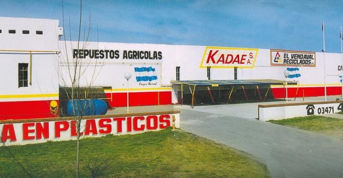 Planta industrial de Kadae