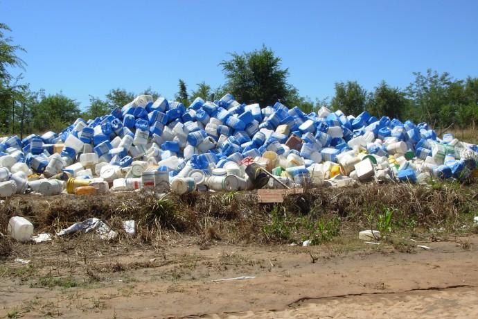 Residuos Bidones