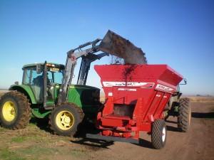 Fertilizadora Syra Organica 6500