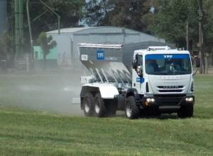 Fertilizadora Yomel Impala Truck 25000 Corte