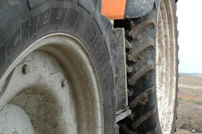 Michelin neumatico agricola