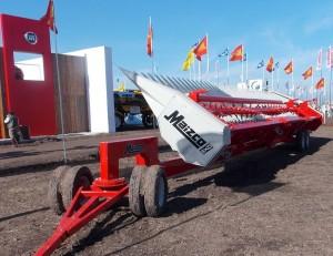 Cabezal girasolero Maizco GX III-2
