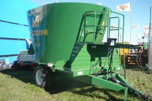 Mixer Mozzoni JV 1400