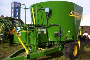 Mixer Santa Rosa 14m3