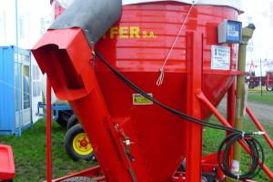 Mixer racionador Metfer 3-5 m3